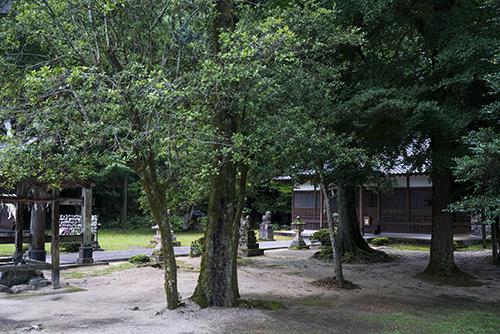諸杉神社(出石町内町)