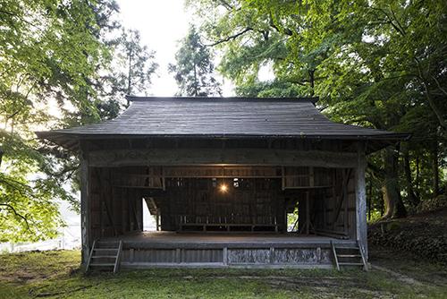 久畑 一宮神社(高橋地区)